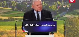 Jarosław Kaczyński o celach PiS w Parlamencie Europejskim