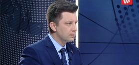 Michał Dworczyk zdradza, co robią jego dzieci w czasie strajku