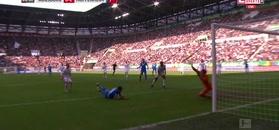 Bundesliga: Bundesliga: Pogrom w Augsburgu! Hoffenheim blisko gry w Europie [ZDJĘCIA ELEVEN SPORTS]
