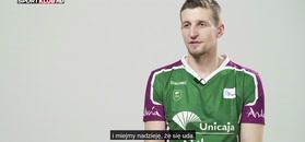 Myśli o NBA kuszą! - wywiad wideo z Adamem Waczyńskim