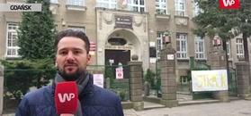 Strajk nauczycieli - relacja z Gdańska