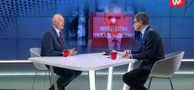 Strajk nauczycieli 2019. Tomasz Siemoniak ostro o Annie Zalewskiej