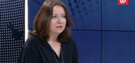 Jak Anna Zalewska przeżywa strajk nauczycieli? Komentarz Joanny Lichockiej