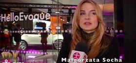 Małgorzata Socha poruszona historią Joanny Mazur: