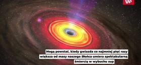 Pierwsze w historii zdjęcie czarnej dziury