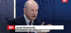 Kaczyński z Zalewską do Brukseli? Zaskakujący pomysł Rostowskiego