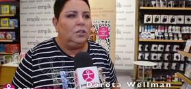 Dorota Wellman o strajku: