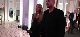 Eleganccy Joanna Przetakiewicz i Rinke Rooyens na pokazie Magnum