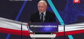 Jarosław Kaczyński: Platforma chce euro, my mówimy