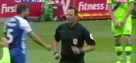 Kontrowersyjny rzut karny. Remis w meczu Wigan - Norwich [ZDJĘCIA ELEVEN SPORTS]
