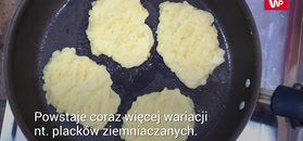 Jeden składnik odmieni smak placków ziemniaczanych