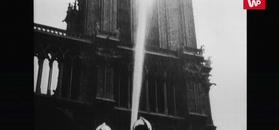 Tak ćwiczyli na wypadek pożaru Notre Dame
