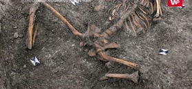 Złożeni w ofierze. 26 szkieletów sprzed 3000 lat