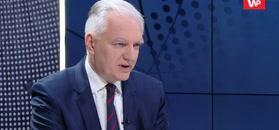 Jarosław Gowin odpowiada Lechowi Wałęsie ws. Solidarności