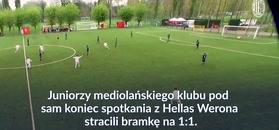 Młody klubowy kolega Krzysztofa Piątka zachwycił i wprawił w osłupienie rywali