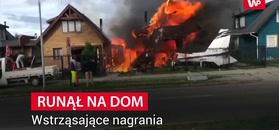 Katastrofa samolotu w Chile. Zginęło 6 osób