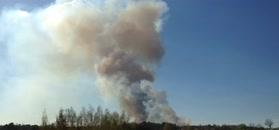 Potężny pożar w Bydgoszczy. Straż ściągnęła wsparcie