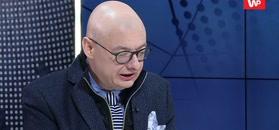 Strajk nauczycieli 2019. Michał Kamiński broni Agaty Kornhauser-Dudy