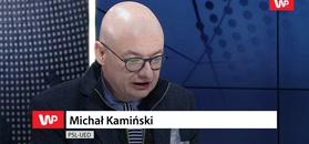 Wybory. Deklaracja Kaczyńskiego ws. euro. Michał Kamiński ma teorię