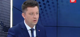 Kłótnia między Pawłowicz a Mazurek. Michał Dworczyk komentuje