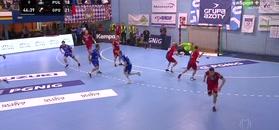 PGNiG Superliga: Adam Malcher zatrzymał Azoty. Tak bronił w pierwszym ćwierćfinale [WIDEO]