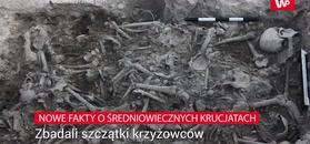 Zbadali szczątki krzyżowców. Zaskakujące odkrycie
