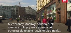 Wybory na Ukrainie. Rosjanie liczą na nowe otwarcie