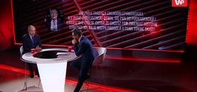 Dziennikarz TVP broni antysemickiej tradycji.
