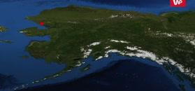 Ciepła wiosna wykańcza Alaskę