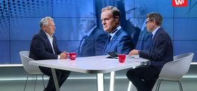 Kwaśniewski: Tusk zbliża się do finału kariery politycznej