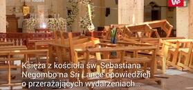 Po zamachach na kościoły