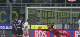 Kapitalny gol Nainggolana i przełamanie Ronaldo. Ogromne emocje w hicie Serie A! [ZDJĘCIA ELEVEN SPORTS]