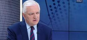 Jarosław Gowin zdecydowanie o teście przedsiębiorcy