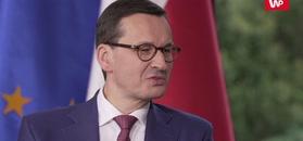Premier Morawiecki w ogniu pytań Machały i Makowskiego. Zobacz cały wywiad