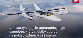 Koncept autonomicznego samolotu