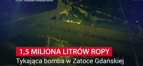 Tykająca bomba w Zatoce Gdańskiej