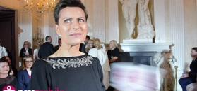 Danuta Stenka o własnym stylu: