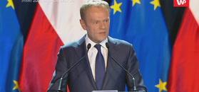 Tusk: polityka to nie