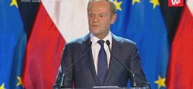 Donald Tusk przypomniał słowa Kaczyńskiego.
