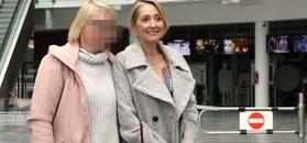 53-letnia Beata Pawlikowska chwali się długimi nogami