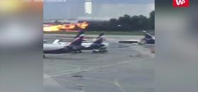 Awaryjne lądowanie skończyło się tragicznie. Zobacz nagranie