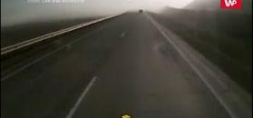 Karambol w Rosji. Wszystkiemu winna ograniczona widoczność