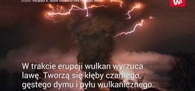 Pioruny wulkaniczne