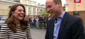 William i Kate gratulują Harry'emu i Meghan