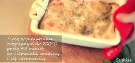 Ziemniaki gratin z tymiankiem. Francuski klasyk