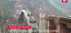 Budują potężny most. Prace trwają już 11 lat