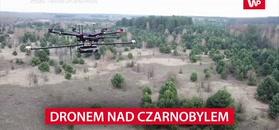 Dronem nad Czarnobylem. Badacze nie mają dobrych wiadomości