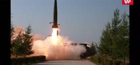 Próby rakietowe Korei Północnej