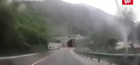 Szaleniec w tunelu