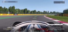 Formuła 1: Tak wygląda jedno okrążenie toru w Barcelonie. Wyścig już w niedzielę!